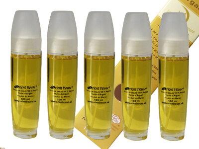 Arganový olej kozmetický BIO 5x100ml