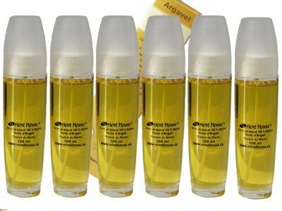 Arganový olej kozmetický BIO 6x100ml